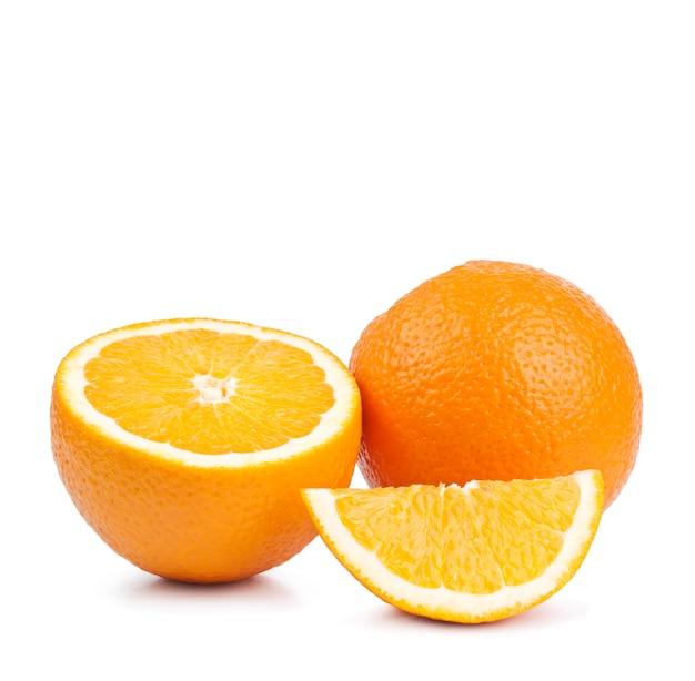 Orangenscheibe Premium Fotos