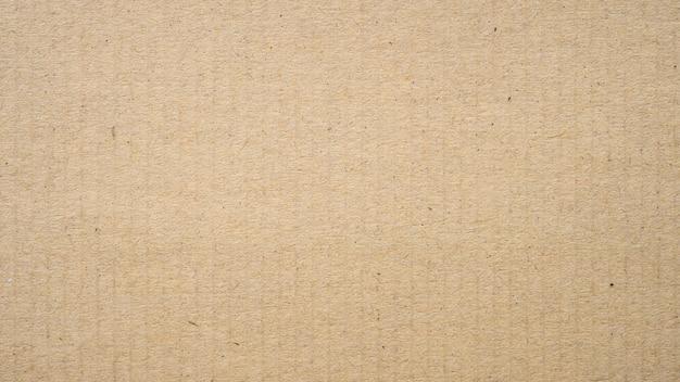 Panorama des papierkraftpapierhintergrundes und -beschaffenheit mit kopienraum Premium Fotos