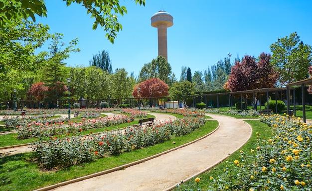 Park fiesta del arbol in albacete spanien Premium Fotos