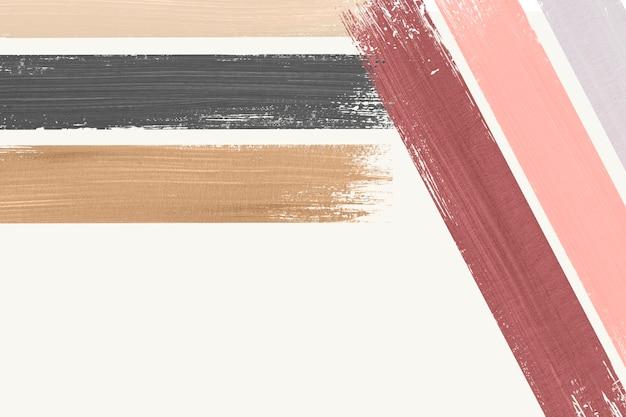 Pastellfarbener acrylpinselstrich Kostenlose Fotos
