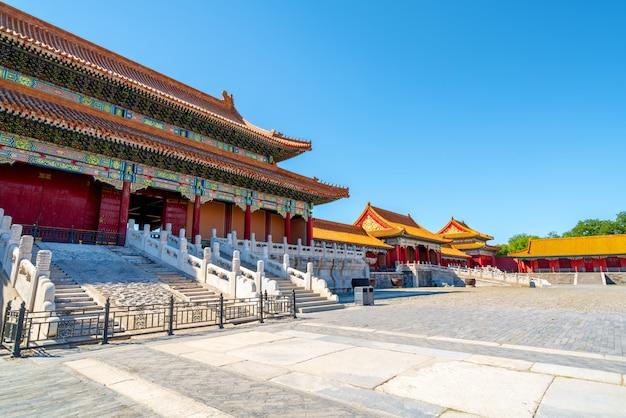Peking kaiserpalast, china Premium Fotos