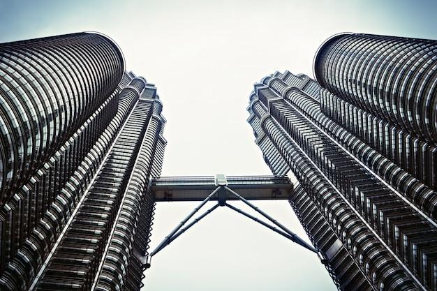 Petronas türme Premium Fotos