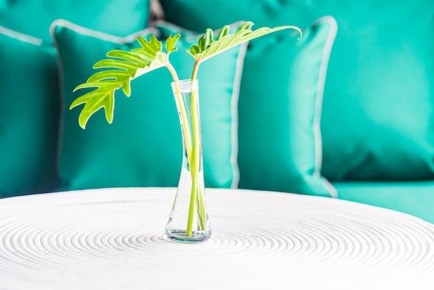 Pflanze in einer vase Kostenlose Fotos