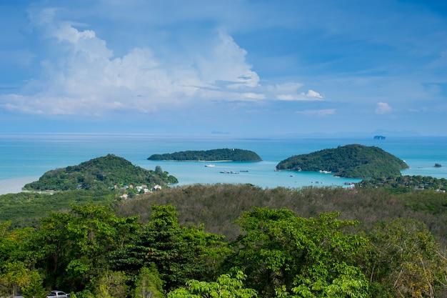 Phuket küste Premium Fotos