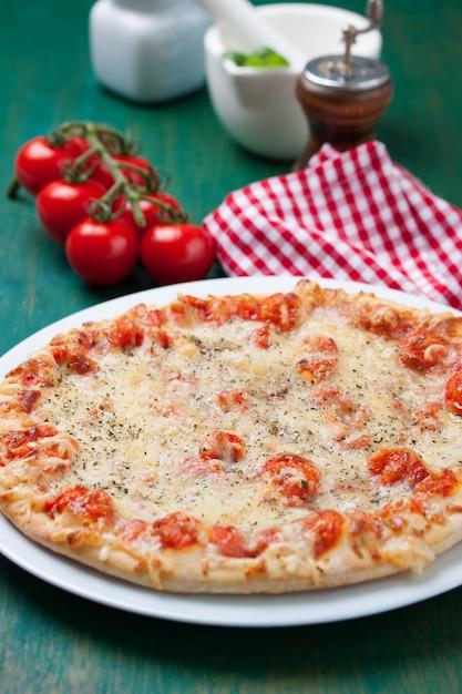Pizza Tomaten