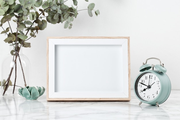 Plakatrahmen-modell Premium Fotos