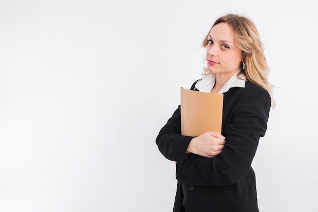 Portrait der rechtsanwaltfrau Kostenlose Fotos