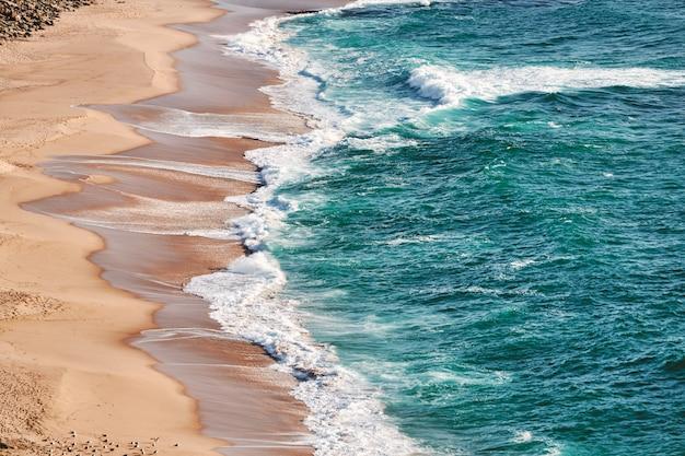 Praia sao juliao strand Premium Fotos