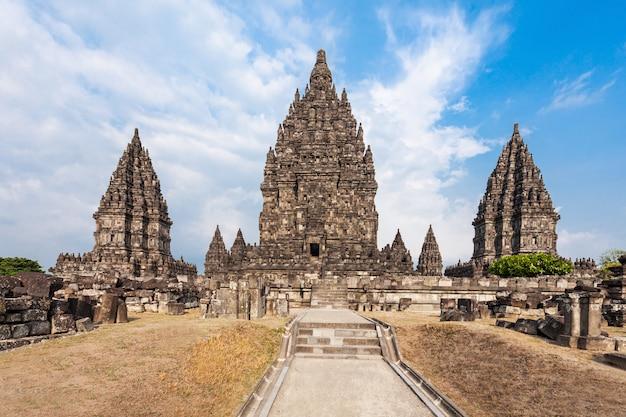 Prambanan tempel Premium Fotos
