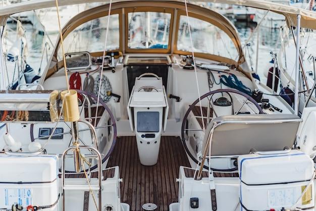 Private yachten im hafen Kostenlose Fotos