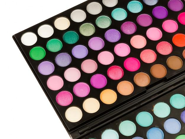 Professionelle make-up-palette Kostenlose Fotos