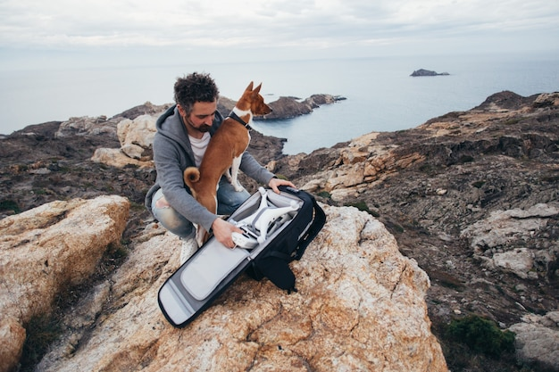 Professioneller fotograf und videokünstler Kostenlose Fotos