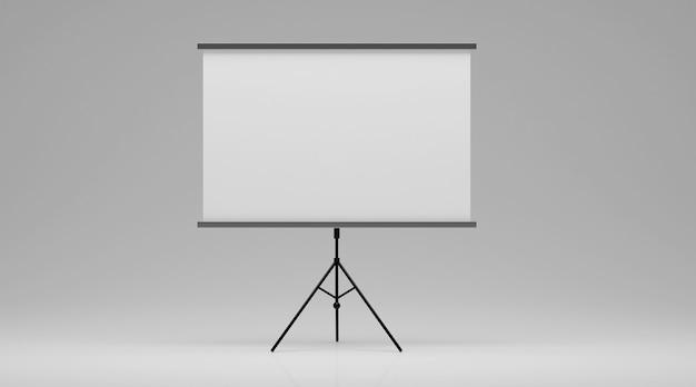 Projektionswand Premium Fotos