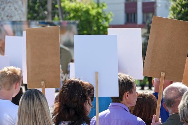 Protest Premium Fotos