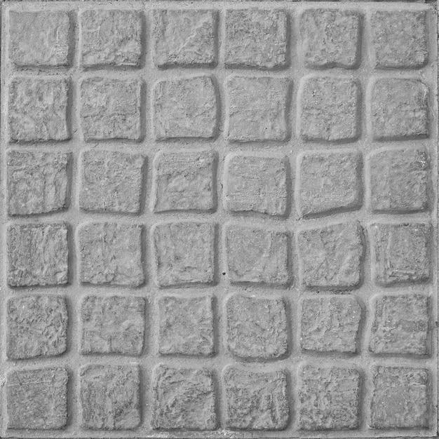 Quadratische städtische pflasterungsfliese Premium Fotos