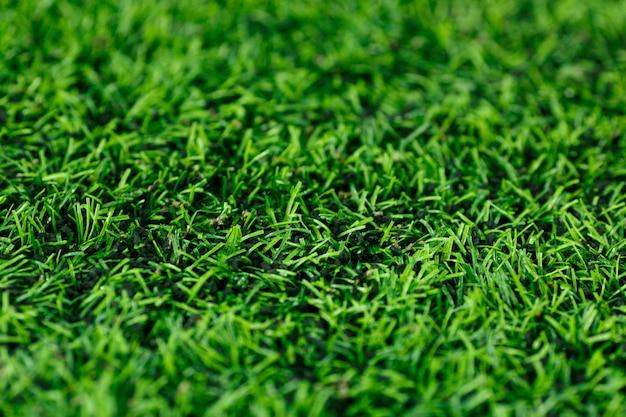 Rasen, künstlich, sportlicher hintergrund Premium Fotos