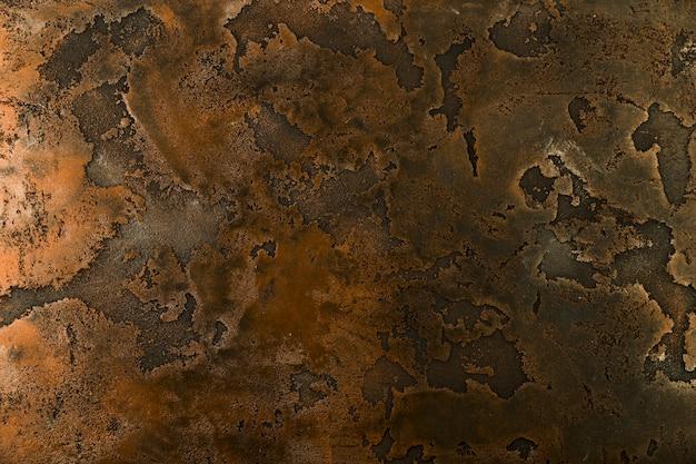 Rauer rost auf metalloberfläche Kostenlose Fotos