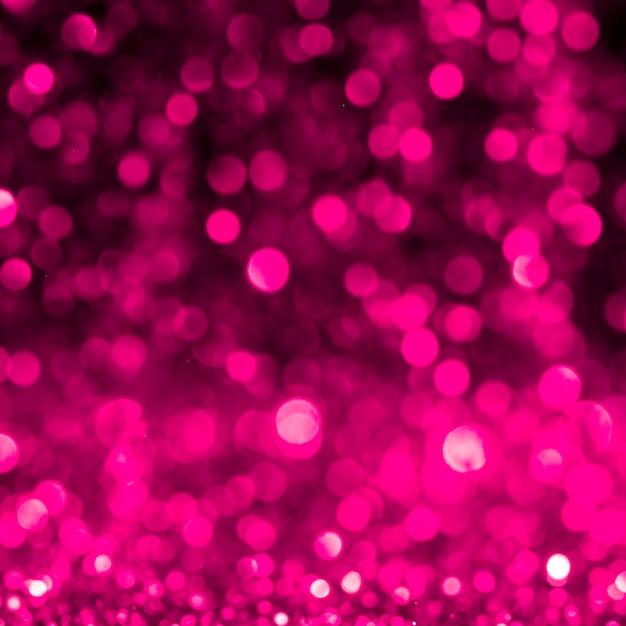 Reflektierender rosa glitzer Kostenlose Fotos
