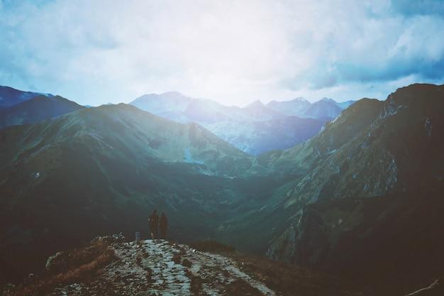 Reise und natur in den bergen. Kostenlose Fotos