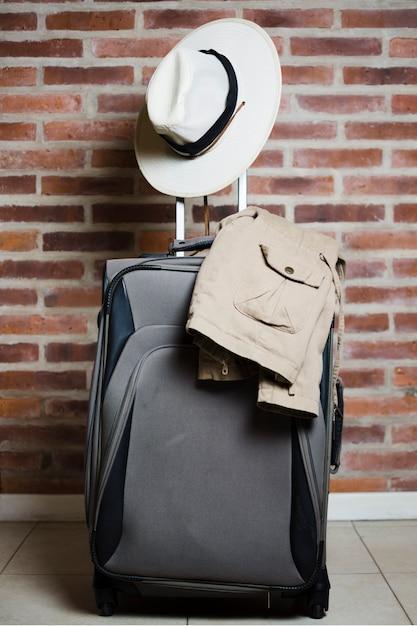 Reisegepäck bereit für die reise Kostenlose Fotos