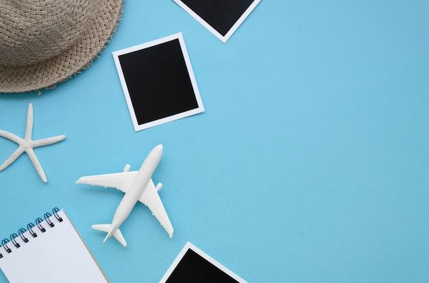 Reisewerkzeuge mit textfreiraum Kostenlose Fotos