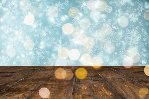 Reizender funkelnhintergrund mit weihnachtsart Kostenlose Fotos
