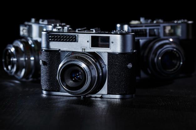 Retro kameras Kostenlose Fotos