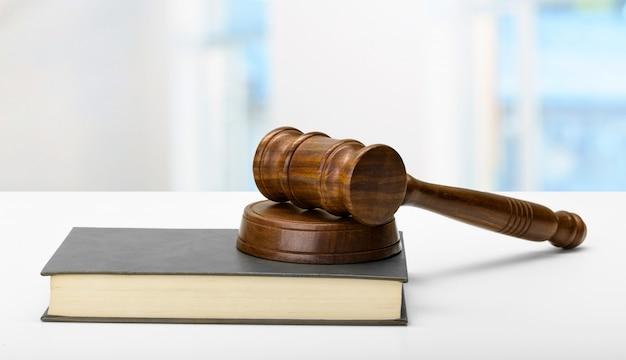 Richter und gerechtigkeit Premium Fotos