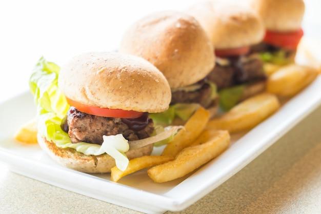 Rindfleischburger Kostenlose Fotos