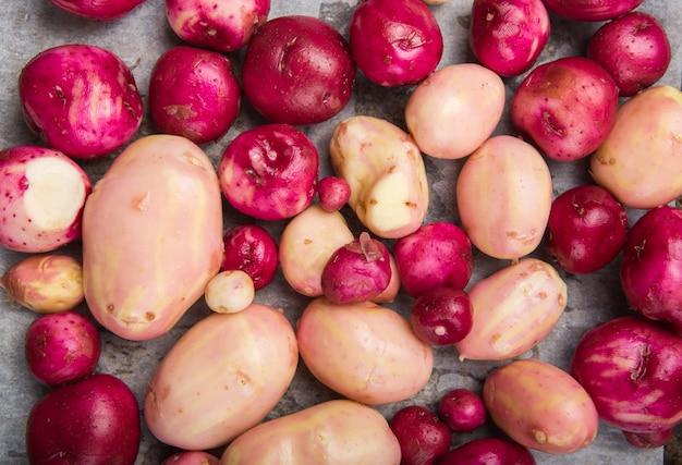Rohe Kartoffeln Essen Folgen