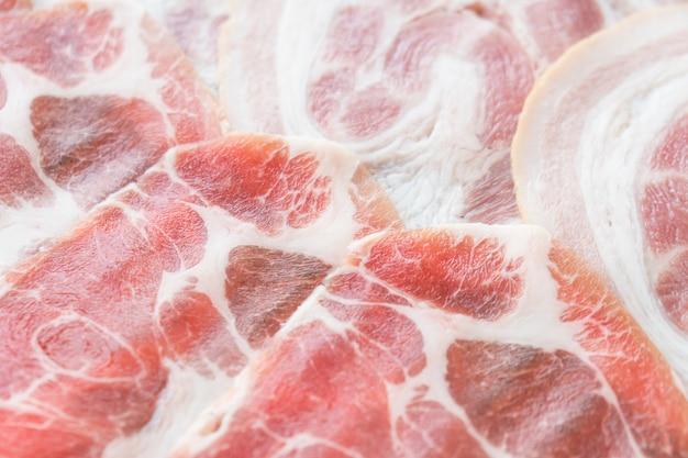 Rohes schweinefleisch Kostenlose Fotos