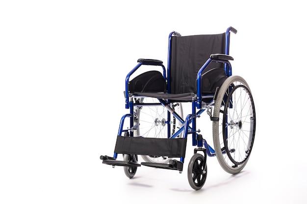 Rollstuhl für behinderte Premium Fotos