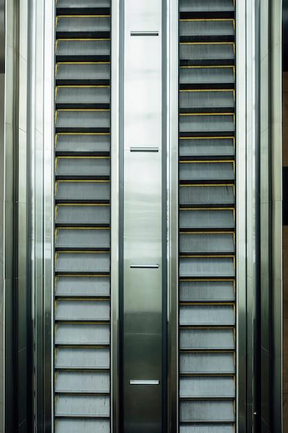 Rolltreppe draufsicht Kostenlose Fotos