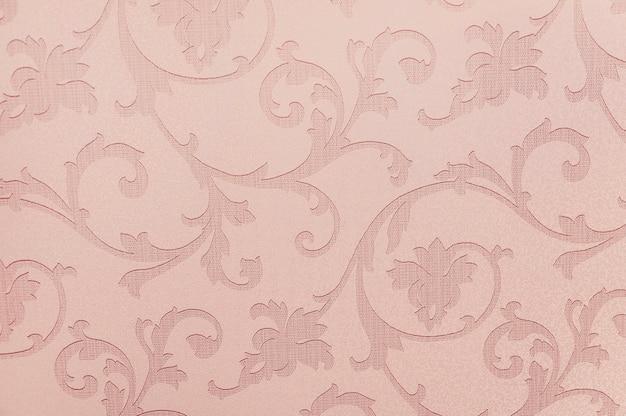Rosa blumentapetenhintergrundbeschaffenheit Premium Fotos