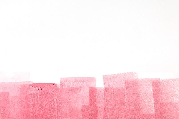 Rosa farbe auf einer leinwand Kostenlose Fotos