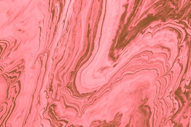 Rosa flüssiges acryl gießen malerei Kostenlose Fotos