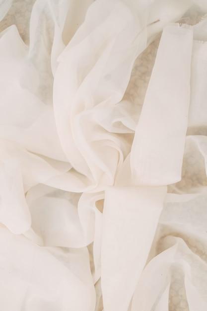 Rosa gewebebeschaffenheit für abstrakten hintergrund, design und tapete, weich und unschärfeart, glatt. Premium Fotos