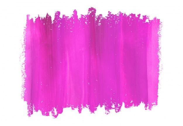 Rosa handgemalter abstrakter hintergrund Premium Fotos