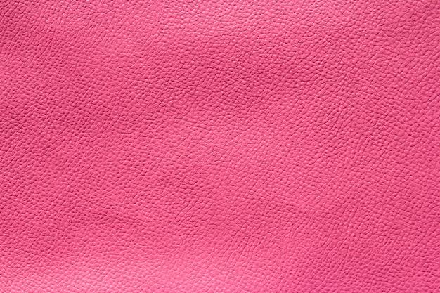 Rosa lederne beschaffenheit und hintergrund Premium Fotos
