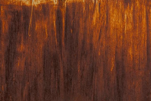 Rostige metalloberfläche mit rauer oberfläche Kostenlose Fotos