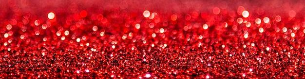Rot schimmernder glitzer Premium Fotos