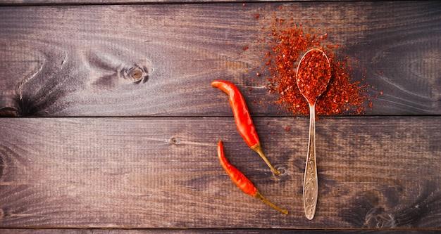 Rote chilischote Premium Fotos