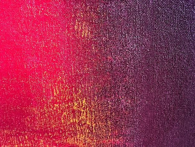 Rote und purpurrote farben des abstrakten malereikunsthintergrundes. Premium Fotos