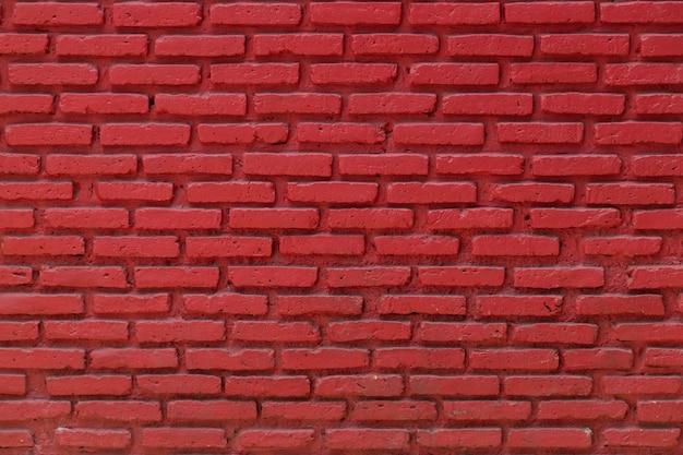 Roter backsteinmauerhintergrund Premium Fotos
