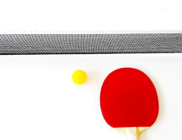 Roter tischtennisschläger Kostenlose Fotos
