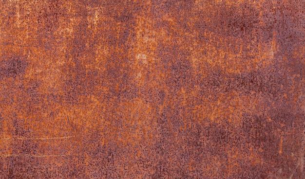 Rotes altes lackiertes metall Premium Fotos