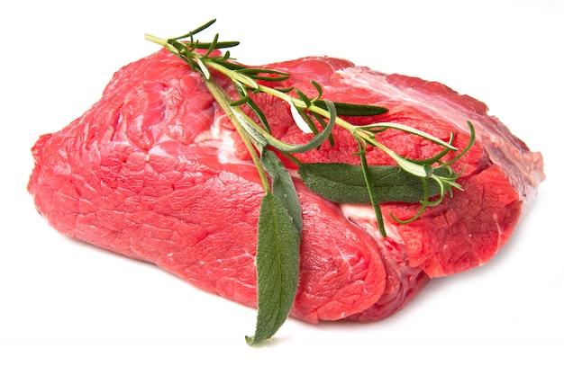 Rotes fleisch Premium Fotos
