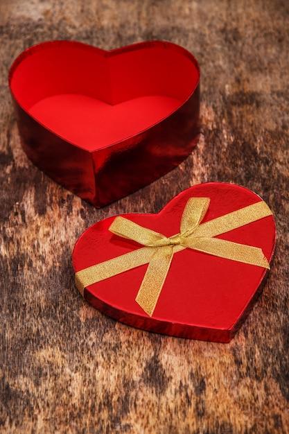Rotes geschenk Kostenlose Fotos