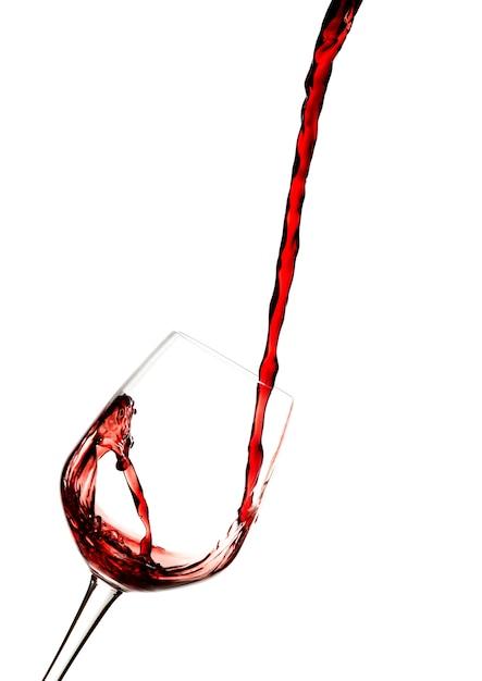 Rotwein. Premium Fotos
