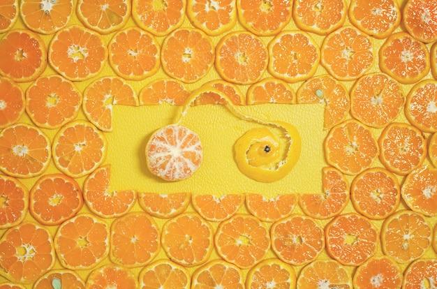 Runde orange schneidet frucht 2017 weihnachten Kostenlose Fotos